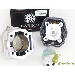 Cilinder kit Barikit 80cc Alu,modularna glava, Derbi DRD od letnika.06 (D50