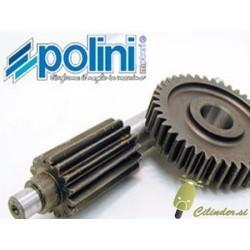 Zobniški prenos -POLINI- Minarelli 100cc 15/41=2,73