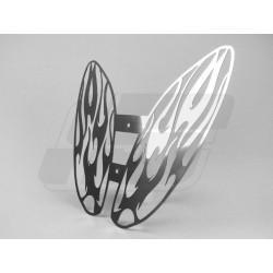 Pokrov hladilnika - LENNES Flame Design - Yamaha Aerox