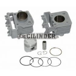 CLINDERKIT - DMP 60cc - Piaggio Zip 4t 2v 50cc