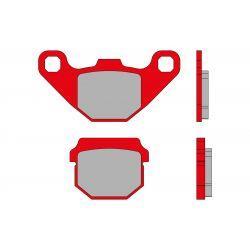 Zavorne ploščice - MALOSSI MHR, S16, 42,4x84,9x7,0 mm 37,0x47,4x9,0mm