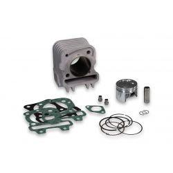 CILINDERKIT - MALOSSI 79cc za PIAGGIO Liberty iGet, 50cc 4t AC PIAGGIO 50cc 4-t AC, 2 ventila/4 ventili Ø 49mm, alu, 2 batna o