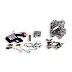 CILINDERKIT - MALOSSI 170cc za HONDA PCX 14 (KF19E)/ SHI ABS 13 (KF13E), 150cc 4T LC, i.e. Ø 61mm, aluminium, zatič 14mm, vklj