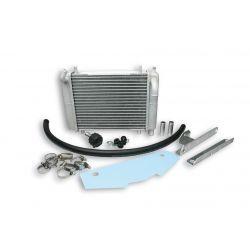 Hladilnik MALOSSI MHR - PIAGGIO ZIP SP (01) 50ccm 2T LC Ø premer cevi 20,0 (2x) /15,3 mm, l 300 mm, w 190 mm, h 35 mm