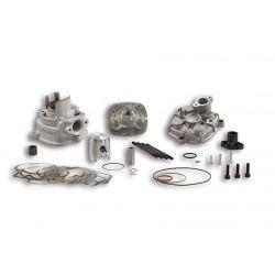 CILINDERKIT - MALOSSI MHR TEAM za PIAGGIO/GILERA (98) 50cc 2t LC Ø 40mm, aluminium, 1 batni obroč, zatič 12mm, za modularno