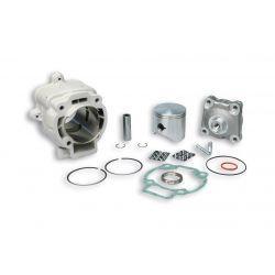 CILINDERKIT - MALOSSI 172cc za GILERA/PIAGGIO 125-180cc 2t LC Ø 65,0mm, aluminium, 2 batna obročka, z glavo cilindra