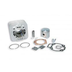 CILINDERKIT - MALOSSI 172cc za GILERA/PIAGGIO 125-150cc 2t AC Ø 65,0mm, aluminium, 2 batna obročka, brez glave cilindra