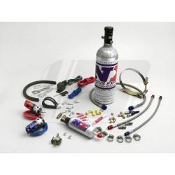 NOS SISTEM -NX NITROUS EXPRESS Piranha Kit XS- moker sistem - 1,4lbs posod