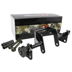NOSILEC AGREGATA - Stage6, MBK Nitro/ Yamaha Aerox, črna