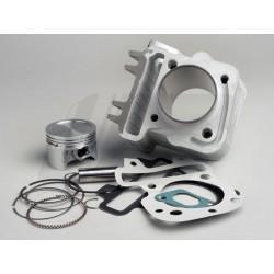 CILINDERKIT -MALOSSI 77cc Sport- Piaggio AC 4-T (2-ventila)