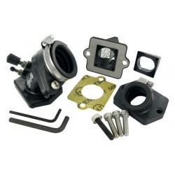 Intake System Stage6 MKII, Piaggio, vsebuje 21mm and 34mm adaptors