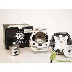 Cilinder kit Barikit 80cc Alu, modularna glava, Derbi Senda