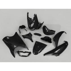 Body kit -DMP- Aprilia SR (od 1998) - metalno črna