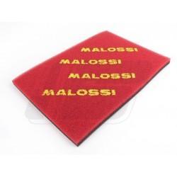 VLOŽEK ZRAČNEGA FILTRA - MALOSSI - DOUBLE RED SPONGE - UNIVERZAL - 297X210m