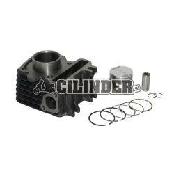 CILINDERKIT -DMP - Piaggio Zip 4t 50cc (brez glave)
