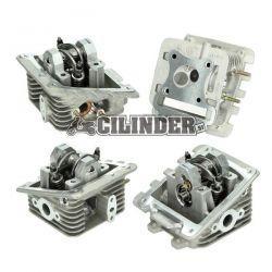 Glava cilindra + Ventili - Piaggio Zip 4t 2v 50cc