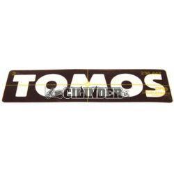 """Nalepka """"TOMOS"""" - Tomos"""