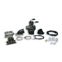 UPLINJAČ KIT - MALOSSI PHBH 30z sesalnim kolenom in ventilom X36 za Vespa 125 VNB -TS/150 VBA-Super/180 Rally /PX80-150/PE/Lusso