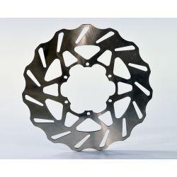 ZAVORNI DISK - POLINI - DERBI Senda 50ccm, Ø 260x90,2x4 mm, M6 mm 6-lukenj