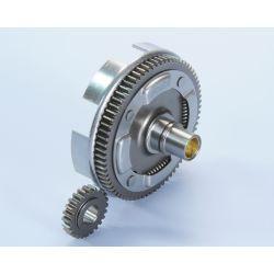 Zobniki - Gearbox 24/72, (2.95) zob, za 75-102cc cylinder, POLINI Sport za Vespa 50-90/R/SS /100/PK50-100/S/XL/XL2