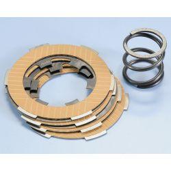 Lamele sklopke - POLINI za Vespa 50-125/PV/ET3/PK50 -125/S/XL 4ploščice 1 vzmet 3 diski, ROAD-TUNING