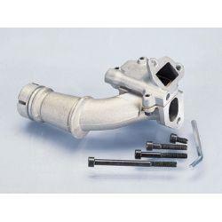 Sesalno koleno - POLINI dual intake - SHB 19.19 za Vespa 50-125/PV/ET3