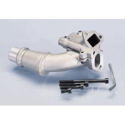 Sesalno koleno - POLINI dual intake - PHBL 24 za Vespa 50-125/PV/ET3