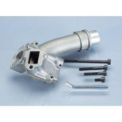 Sesalno koleno - POLINI dual intake, za PHBL 24, za Vespa PK50 XL/FL/HP/N/Rush/XL2/125 ETS/N/XL/XL2
