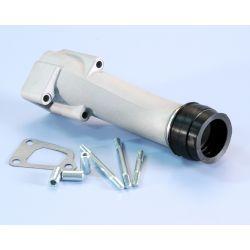 Sesalno koleno - POLINI - PHBH 28/30/TMX 27/30/PWK 28 /30 - Vespa 50-125/PV/ET3 notranji/zunanji premer: 30mm/36mm, 3-luknje