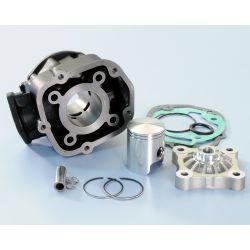 Cilinderkit - POLINI 50 cc za APRILIA /DERBI/GILERA 50cc 2t LC Ø 39,8mm,