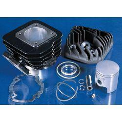 Cilinderkit - POLINI 68 cc za BSV/HONDA/KYMCO/SYM 50cc 2t AC Ø 47,0mm sornik: 12mm