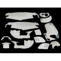 Body kit - EDGE - 15 delni - Gilera runner - Bel