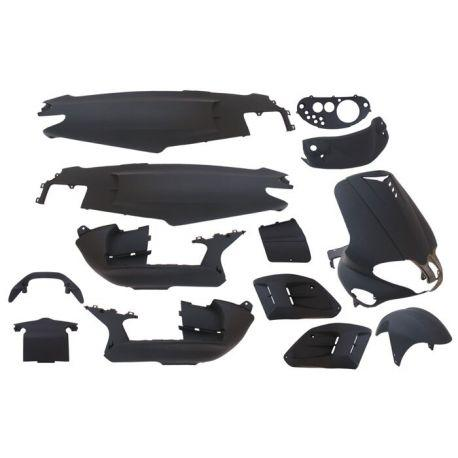 Body kit - EDGE - 15 delni - Gilera runner - MAT ČRN
