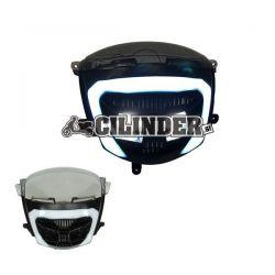 Sprednja maska LED - PIAGGIO ZIP2000 - DMP
