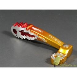 Zaganjač -FLAME- Minarelli - rdeča/rumena
