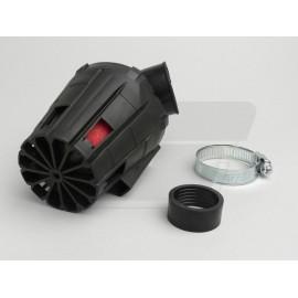 ZRAČNI FILTER BGM EX5- PRIKLJUČEK 28-35mm- ČRN