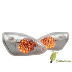 Smerniki LED Str8 - sprednji, Aerox (CE)