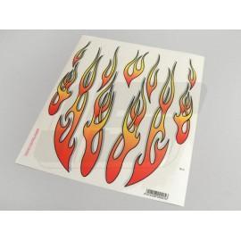BGM - Ogenj, nalepka 20x 24cm