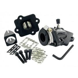 Intake system Stage6 MKII, Minarelli horizontal, vsebuje 23mm adaptor (Del