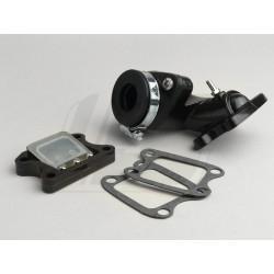 SESALNO KOLENO- BGM PRO V2- Peugeot 50cc - prikljucek = 23mm