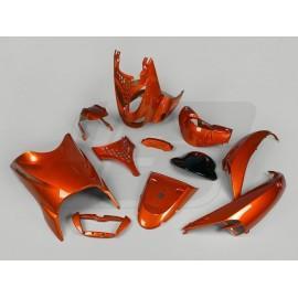 Body kit -DMP- Aprilia SR (od 1998) - metalno oranžna