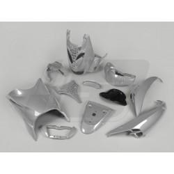 Body kit -DMP- Aprilia SR (od 1998) - srebrna