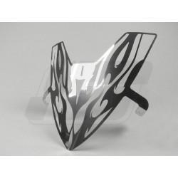 Pokrov hladilnika -LENNES flame design- Peugeot Speedfight 2