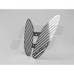 Pokrov hladilnika -LENNES rib design- Yamaha Aerox