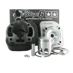 CILINDERKIT - Stage6 STREETRACE 70cc, cast, d=47mm, CPI AC (10mm)