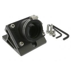 DISTANČNIK SESALNEGA KOLENA -STAGE6 R/T- d=28mm/Temno Siva/Minarelli Horizo