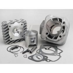 CILINDERKIT -AIRSAL 70cc T6 Racing- Piaggio AC 2T