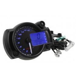 MERILNIK DIGITALEN - KOSO - COCKPIT RXN2 PLUS - 0-20000 rpm - obrati-hitros