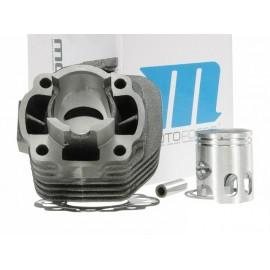 CILINDERKIT - 50cc Plus Motoforce, Minarelli AC horizontal, 10mm sornik
