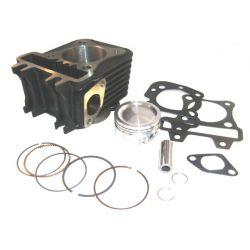 CILINDERKIT -TOP PERFORMANCE TROPHY 80cc- Piaggio 50cc 4T AC